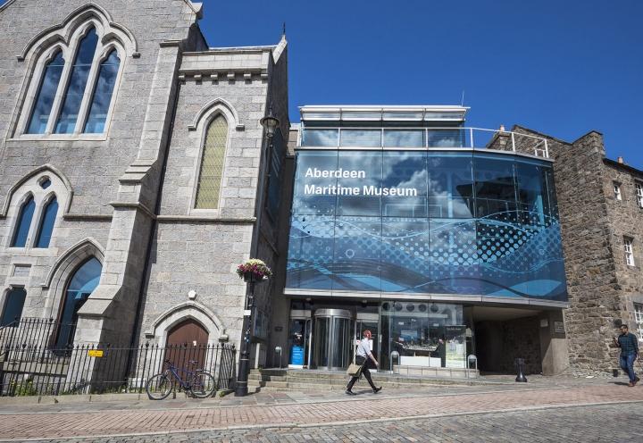 Meeresmuseum Aberdeen