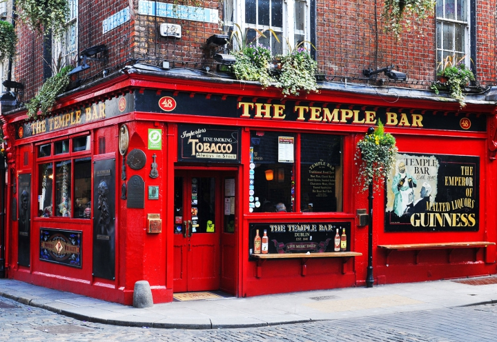 Pub the Temple Dublin