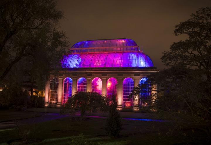 Botanischer Garten in Edinburgh