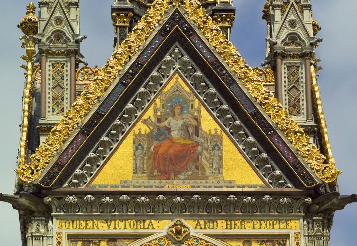Kirchturm in London