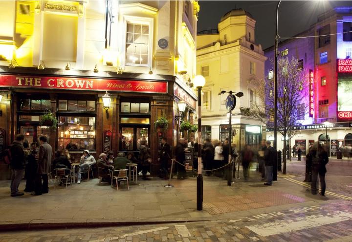 Pub in London