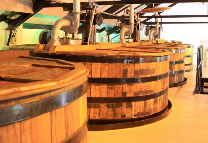 Whiskydistilllerie