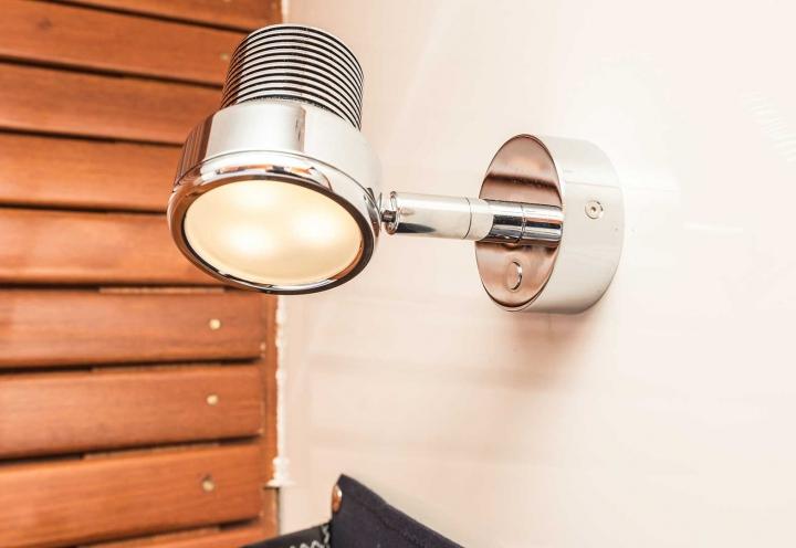 Segelyacht Logoff LED-Leuchte von Prebit